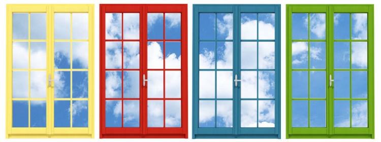 Дизайн металлопластиковых окон