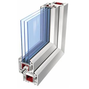 Профиль металлопластикового окна