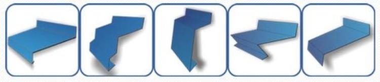 формы водоотливов