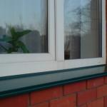 водоотлив на пластиковые окна
