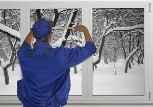 okna zimoy