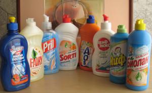 обезжиривающие моющие средства