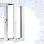 промерзание окна