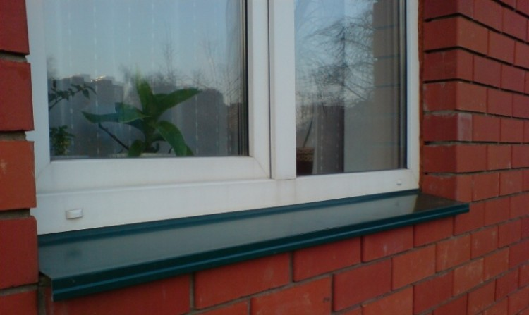 водоотлив окна