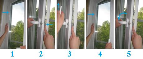 как исправить неправильно открытое окно